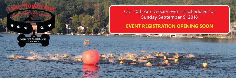 2018 Swim Lakehopatcong Open Water Swim Festival